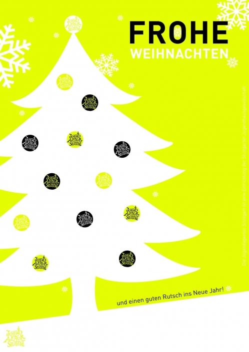 <b>Fröhliche Weihnachten</b>