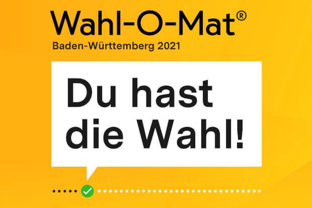 <b>Wahl-O-Mat zur Landtagswahl 2021</b>