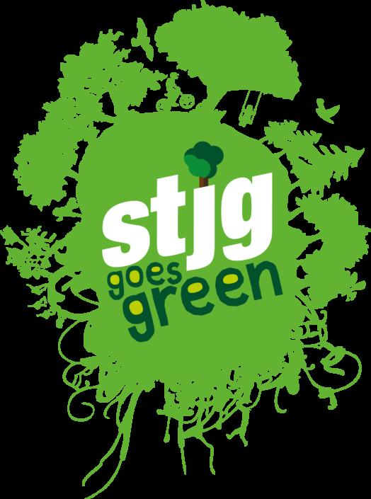 <b>stjg goes green</b>